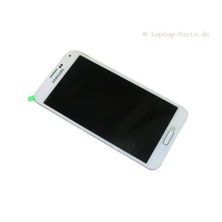 Samsung Galaxy S5  SM-G900F  LCD Touchscreen Display weiss
