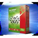 Dr. Web Security Space 2 y. 2 PC